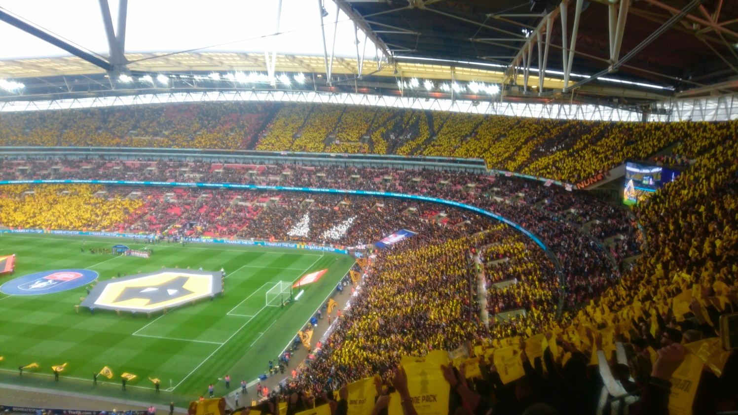 Wembley Wolves